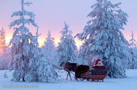 The magic of Lapland