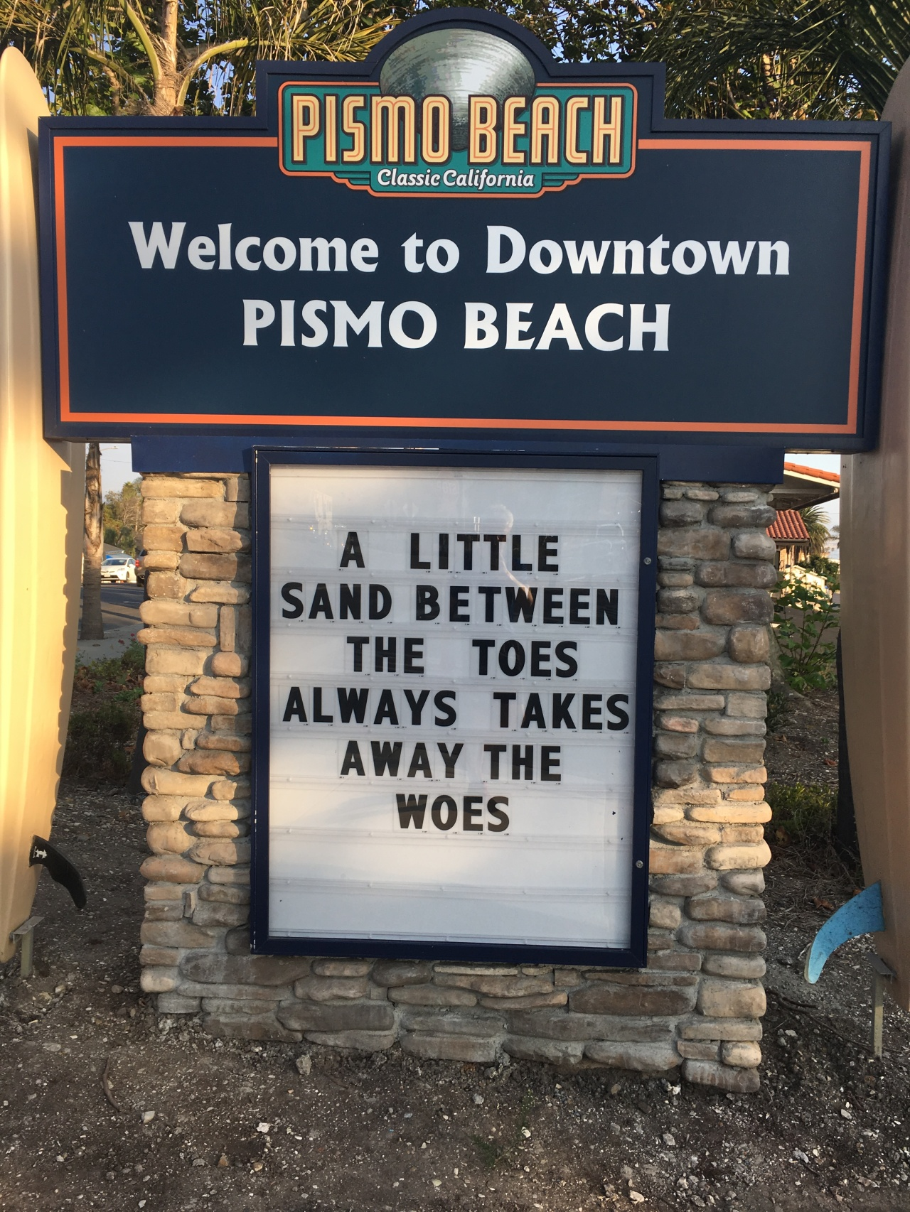 Pismo Beach – Surf, Whale & Clam heaven